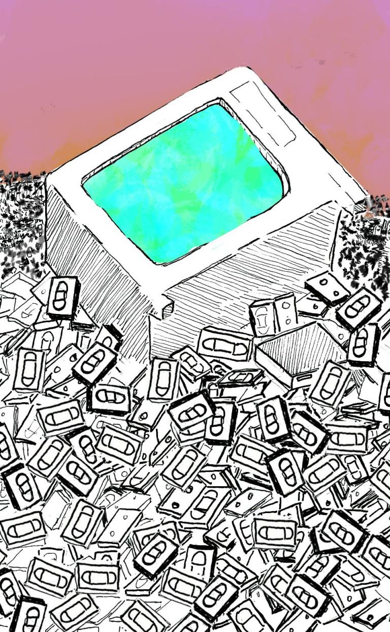 TV Illustration